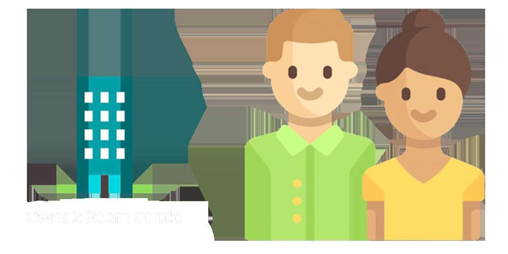 Upgrade to condo